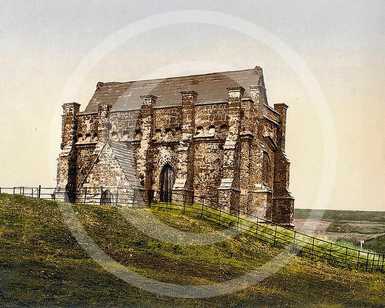 St Catherine's Chapel, Abbotsbury, Dorset.