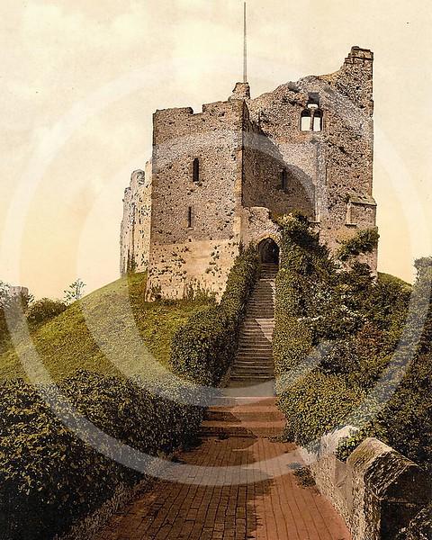 The Keep, Arundel Castle, Arundel, West Sussex.