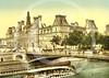 Hotel de Ville, Paris 1900