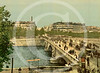 Alma Bridge, Paris 1900