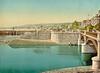 Pont Napoléon, Nice, France 1890.