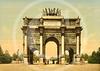 Arc de Triomphe de l'Etoile, Paris 1900