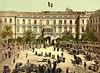 Palais de la Préfecture, Nice, France 1890.
