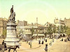 De Moncey Monument, Place de Clichy, Paris 1900
