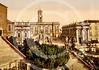 Capitoline Hill, Rome 1890