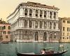 Pesaro Palace, Venice 1890