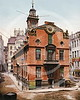 Boston  Old State House  1900