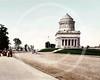 Grants Tomb and Riverside Park, New York 1900.