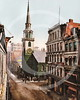 Old South Meeting House, Boston 1900.