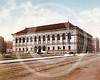 Boston  Public Library Boston 1900
