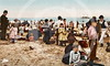 Coney Island Beach, New York 1902.