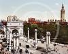 Dewey Arch, Madison Square, New York 1900.