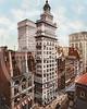 Gillender Building, New York 1900.
