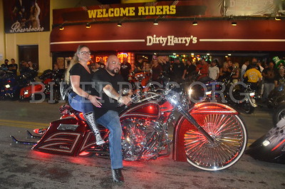 LAST FRIDAY OF DAYTONA BIKEWEEK 2019