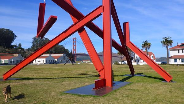Crissy Field Sculptures - 2014-01-21