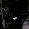 This is one still image, of forty images presented, of a male Light Being; as captured on video the evening of April 6, 2019.
