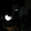 This is a still image of The Light of Jesus; as captured on video the evening of December 23, 2020. This image has been underexposed to show you the details of His Light.