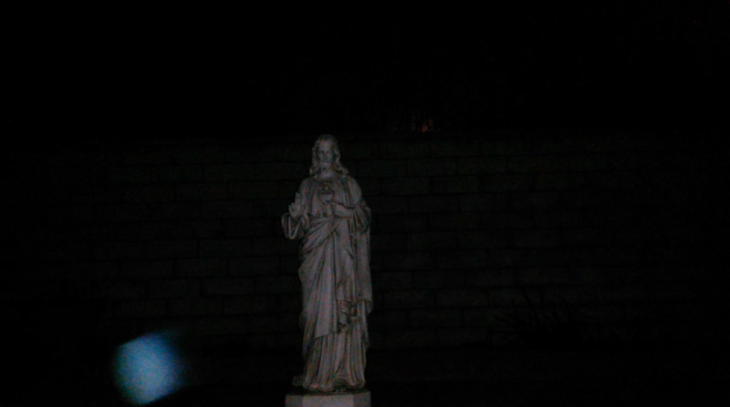 This is one still image, of eleven images presented, of Archangel Raphael; as captured on video the evening of the supermoon January 1, 2018.