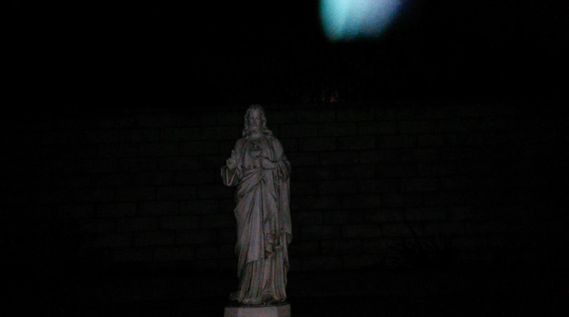 This is the eleventh and final still image presented of Archangel Raphael; as captured on video the evening of the supermoon January 1, 2018.