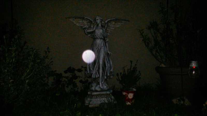 This is one still image, of two images presented, of Archangel Haniel as captured on video the evening of March 3, 2017.