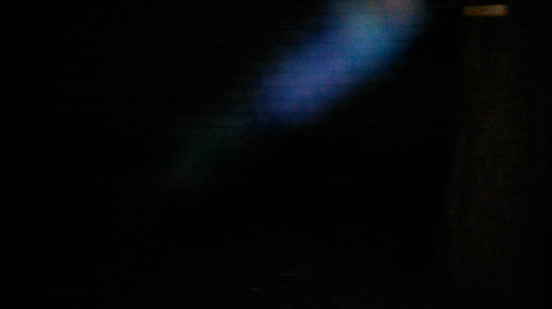 This is the fifth still image, of fifteen images presented, of The Light of Archangel Gabriel captured on video the evening of August 22, 2015.