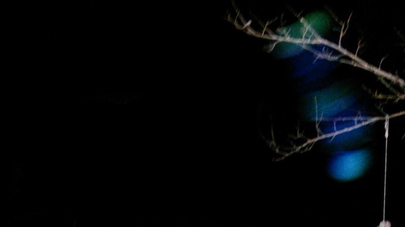This is one still image, of seven images presented, of The Light of Jesus; as captured on video the evening of January 31, 2017. Again, Jesus appeared in varying colors of blue to signify to me that He was working to open my third eye to be of greater service.