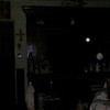 This is a still image of The Light of Mary Magdalene and Jesus (colored orb); as captured on video the evening before the Full Harvest Moon, September 24, 2018.