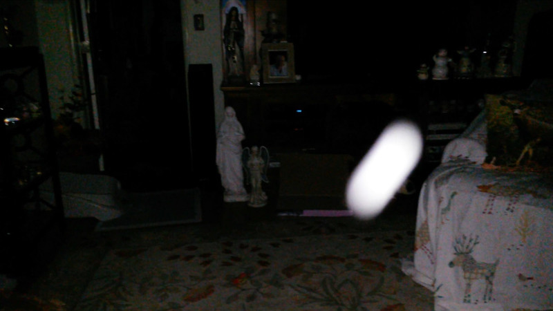 This is the fifth and final still image of Archangel Ariel; as captured on video the evening of June 16, 2018.