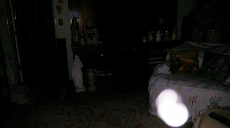 This is the sixth still image, of ten images presented, of The Light of Jesus; as captured on video the morning of September 16, 2018.
