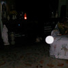 This is the second still image, of three images presented, of The Light of Mother Mary; as captured on video Easter Eve, March 31, 2018.