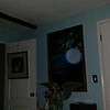 This is a still image of The Light of Jesus; as captured on video the evening of June 7, 2018.