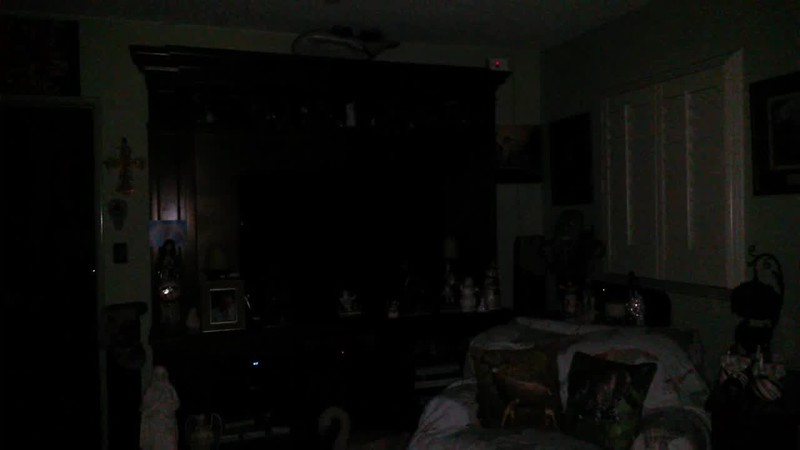 THE MAGIC OF THE DAY - AS CAPTURED ON VIDEO THE EVENING OF DECEMBER 26, 2018