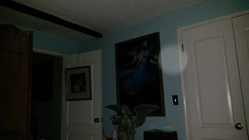 THE LIGHT OF JESUS (AND ARCHANGEL ARIEL) - AS CAPTURED ON VIDEO THE EVENING OF JUNE 7, 2018