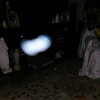 This is the eighth still image, of twelve images presented, of The Light of Jesus; as captured on video the evening of March 26, 2018.