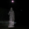 This is the fourth and final still image of The Light of Jesus; as captured on video the evening of the Full Harvest Moon September 25, 2018.