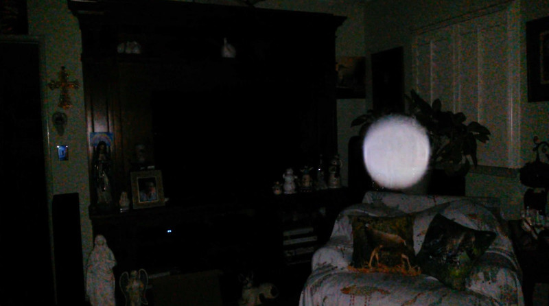 This is the fifth still image, of seven images presented, of The Light of Jesus; as captured on video the evening of June 13, 2018.