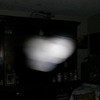 This is the fifteenth still image, of seventeen images presented, of The Light of Jesus; as captured on video the evening of the Full Sturgeon Moon - August 26, 2018.