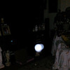 This is the fourth still image, of twelve images presented, of The Light of Jesus; as captured on video the evening of March 26, 2018.
