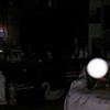 This is the fourth still image, of six images presented, of The Light of Jesus; as captured on video the evening of December 24, 2018.