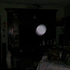 This is the ninth still image, of ten images presented, of The Light of Jesus; as captured on video the evening of April 16, 2018.