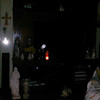 This is the second still image, of five images presented, of The Light of Jesus; as captured on video Easter Eve, March 31, 2018.