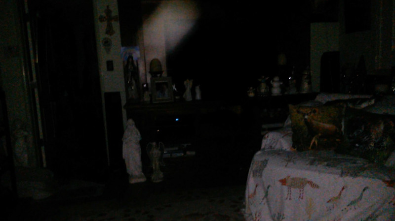 This is the seventh still image, of fifteen images presented, of The Light of Jesus; as captured on video the evening of November 16, 2018.