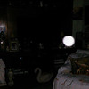 This is the third still image, of six images presented, of The Light of Jesus; as captured on video the evening of December 24, 2018.