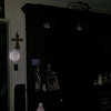 In this image, Archangel Ariel is illuminating my Belleck Angel on the wall.<br /> <br /> This is the third and final still image of Archangel Ariel; as captured on video Easter evening, April 1, 2018.