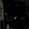 This is the fourth still image, of seven images presented, of The Light of Mother Mary; as captured on video the evening of August 12, 2018.