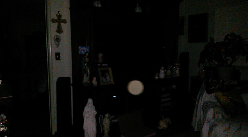 This is the third and final still image of Archangel Gabriel; as captured on video the evening of March 26, 2018.