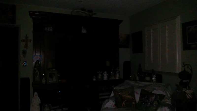 THE LIGHT OF JESUS - AS CAPTURED ON VIDEO THE EVENING OF OCTOBER 6, 2018