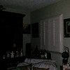This is the ninth and final still image of The Light of my friend's father, Del; as captured on video the evening of November 2, 2018.