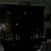 This is one still image, of nine images presented, of The Light of my friend's father, Del; as captured on video the evening of November 2, 2018.
