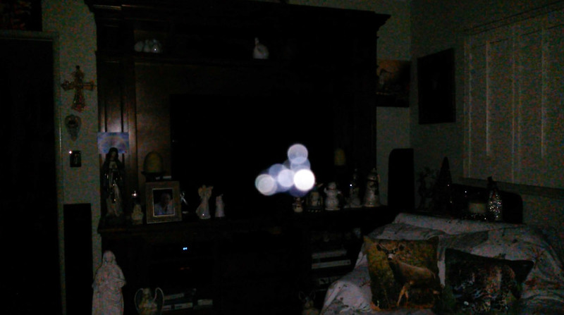 This is the seventh still image, of thirty-eight images presented, of The Light of Jesus; as captured on video Election Night, November 6, 2018.